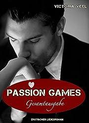 Passion Games - Gesamtausgabe (Part 1, 2 und 3)