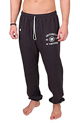 University of Whatever Men Vintage Swetpant Lightweight Sweat Pant CV3737