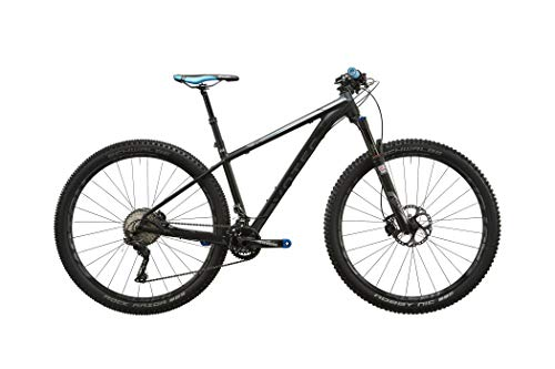 VOTEC VC Pro Cross Country Hardtail Black matt/Dark Grey Glossy Rahmengröße XS / 38 cm 2017 MTB Hardtail