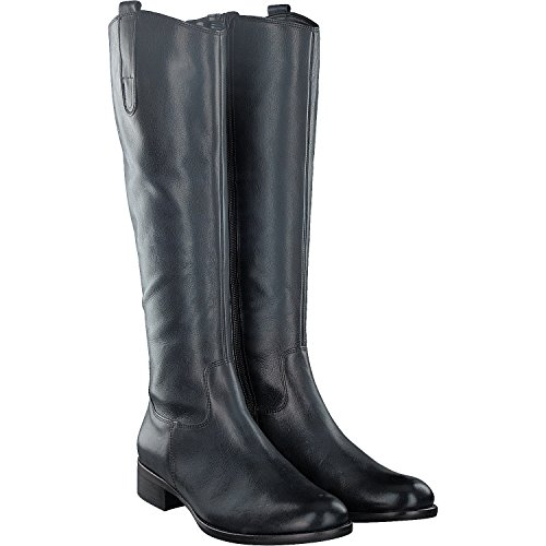 Gabor Ladies Fashion Boots Navy