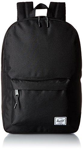 herschel-10135-00001-classic-mid-volume-backpack-rucksack-1-liter-schwarz