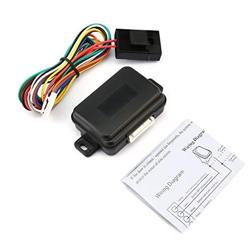 Candyboo Circuit de rétroviseur Automatique de Voiture Intelligence de système de contrôleur de système de contrôleur de système de Pliage Automatique Accessoire de Voiture