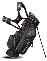 Big Max Dri Lite HYBRID Golf Cartbag & Standbag - Wasserabweisend - 2019