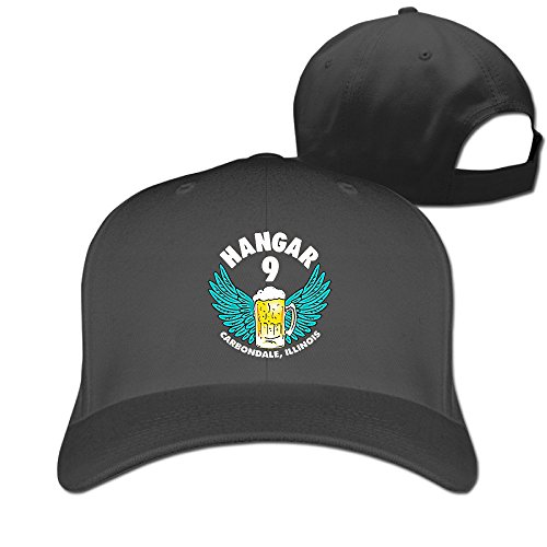 thna-old-crow-medicine-show-hangar-9-album-logo-adjustable-fashion-baseball-cap-black