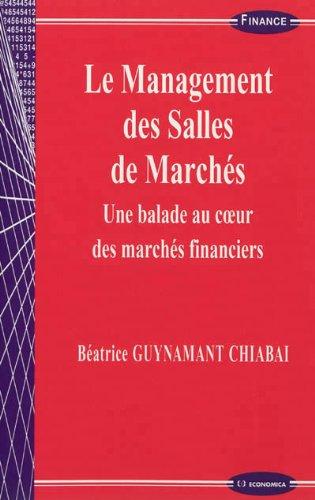 Management des salles de marchés (Le)