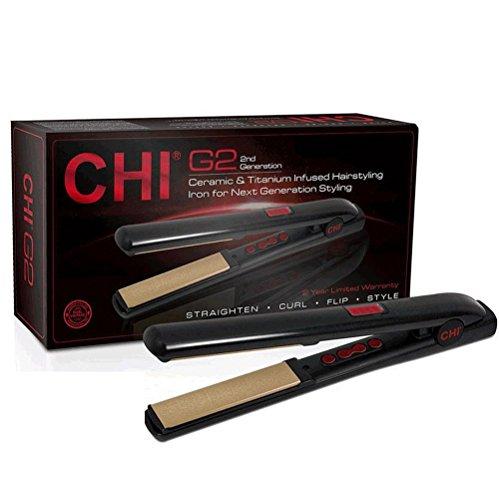 CHI G2 25mm Ceramic & Titanium Hairstyling Iron