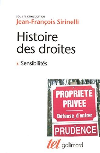 histoire-des-droites-en-france-tome-3-sensibilits