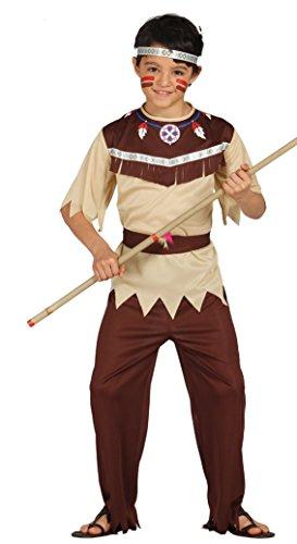 Indianer Kostüm Baby - Fiestas Guirca Indian Kostüm d 'America der Cherokee-Indianer Baby