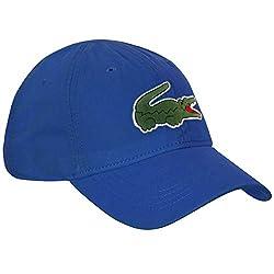 Lacoste RK8217 Herren Baseball Cap,Männer Schirmmütze,Baseball Mütze,Kappe,Electric(Z7Z),One Size (TU)