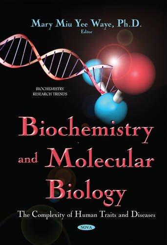 Biochemistry & Molecular Biology (Biochemistry Research Trends)