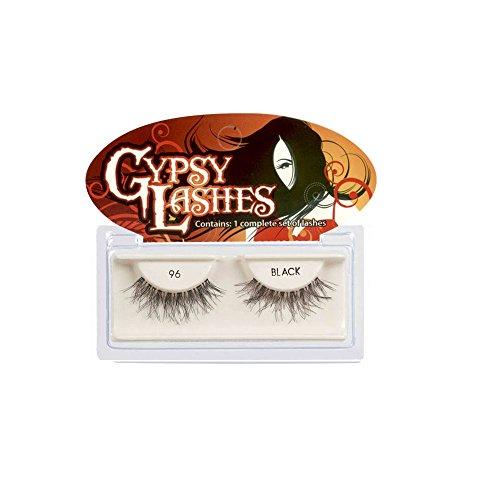 GYPSY LASHES False Eyelashes - 906 Black