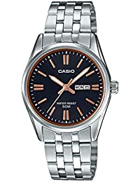 Casio Analog Black Dial Women's Watch-LTP-1335D-1A2VDF (A1504)