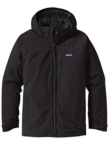 Patagonia Windsweep 3in1 Jacket Men - Doppeljacke Black
