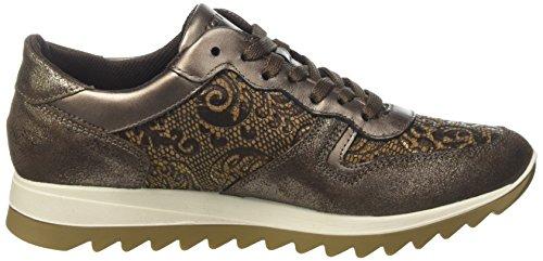 IGI&CO Den 8787, Sneaker a Collo Basso Donna Marrone (Caffe')