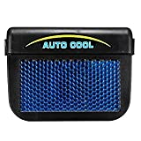#9: FAY™ Solar Power Auto Car Window Fan Auto Ventilator Cooler Air Vehicle Radiator vent hot selling