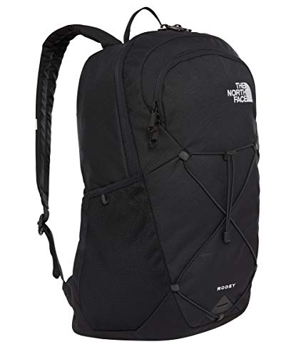 The North Face Rodey Zaino, Unisex - Adulto, Nero/Tnf Black/Tnf White, Taglia Unica