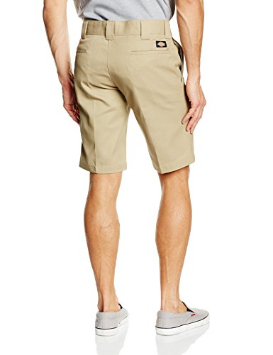 Dickies Herren Shorts Slim Straight Work Beige (Khaki)