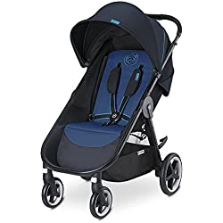 Cybex Agis M-Air3 - Cochecito, color azul marino