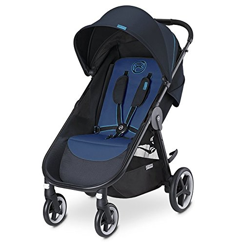 Cybex Gold Agis M-Air4, Kinderwagen, Kollektion 2018, manhattan grey
