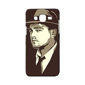 BLUEDIO Designer 3D Printed Back case cover for Samsung Galaxy A3 - G0191