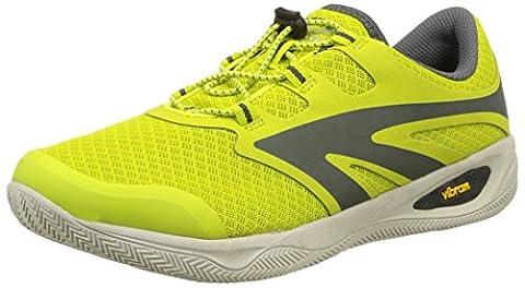Hi-Tec Men's V-Lite Rio Race I Low-Top Sneakers Green Size: