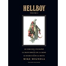 Hellboy Deluxe T02 (French Edition)