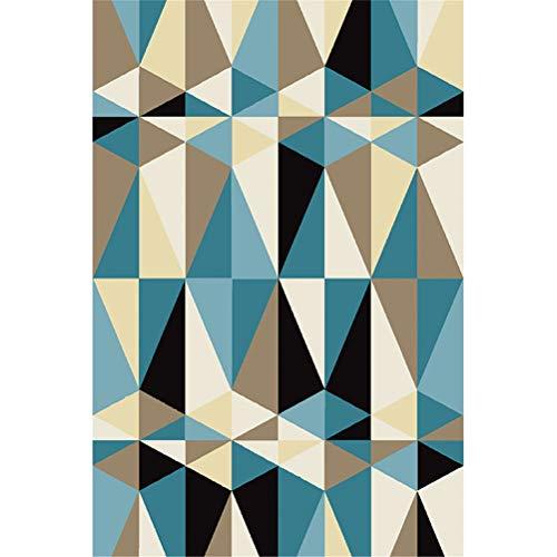 HD-Dreamer Teppiche Designer Teppich Modern Design Wohnzimmer Matten Vorleger Fußmatten -Zeitgenössisch Geometrie,F,160 * 230Cm(4.5Kg)