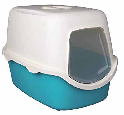 Trixie Vico Hooded Litter Tray for Cats