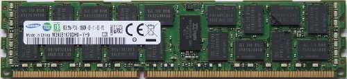 Dual-in-line-memory-modul (RAM DDR3/1333 8GB SAMSUNG ECC reg. CL9)