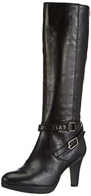 Tamaris 25562, Boots femme - Noir (Black 001), 40 EU