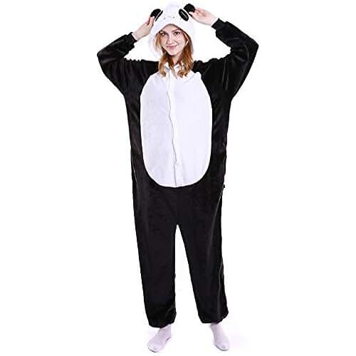 pijama de unicornio kawaii Pijamas de Unicornio - Youson Girl® Pijamas de UnaPieza Adulto Pijamas Unisexo Adulto Traje Disfraz Adulto Animal Pyjamas