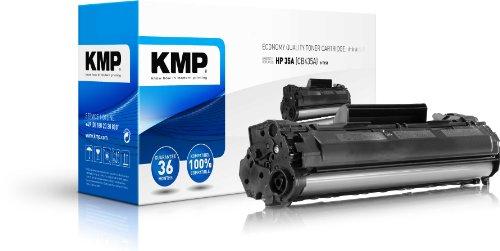 Preisvergleich Produktbild KMP H-T153 Toner ersetzt HP 35A CB435A, schwarz