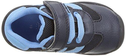 pediped Cliff, Chaussures de Running Compétition Garçon Blue (Navy Sky)