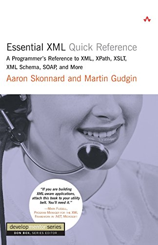 Essential XML Quick Reference: A Programmer's Reference to XML,  XPath, XSLT, XML Schema, SOAP, and More (DevelopMentor)
