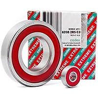 Profundo Groove Rodamiento de Bolas 608ZZ C3Extreme pecado. p6z3V3rlq28x 22x 7mm–Calidad cuadros en ISO 2859