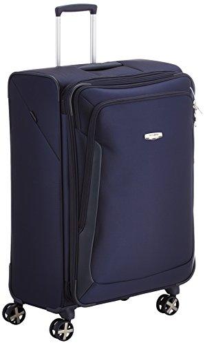 Samsonite X'BLADE 3.0 Spinner 78/29 Erweiterbar Koffer, 78 cm, 121 Liter, Blau (Garment Samsonite Spinner)