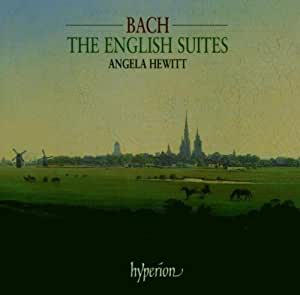 Bach: The English Suites