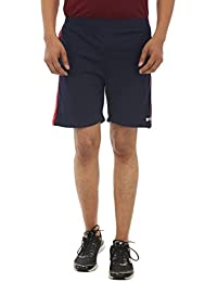 TeeMoods Casual Navy Mens Sports Shorts