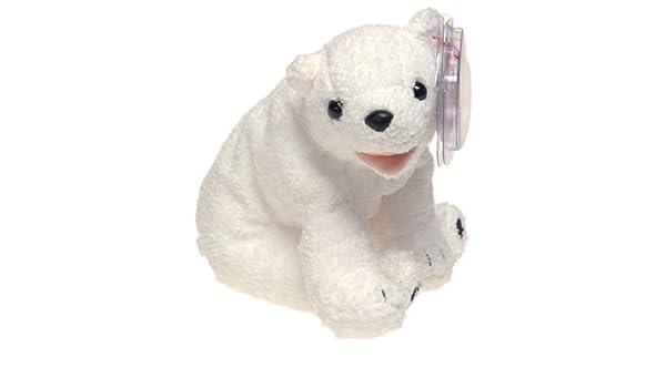 4b79e55fd0a Ty Beanie Baby - Aurora the Polar Bear by Ty Warner Disney  Amazon.co.uk   Toys   Games