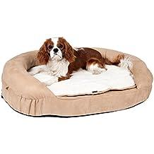 Karlie 10042 ortopédico perro cama Oval 72 x 50 ...