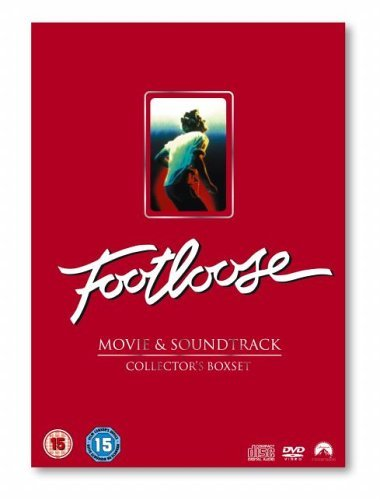 Footloose: DVD & Soundtrack (1984) by Kevin Bacon