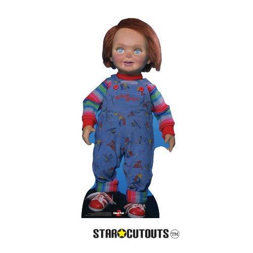 Star Cutouts SC1326 Good Guys ChuckyChild's Play Perfekt für Halloween, Freunde und Fans, mehrfarbig