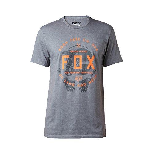 Fox Racing -  T-shirt - Uomo Grau XL