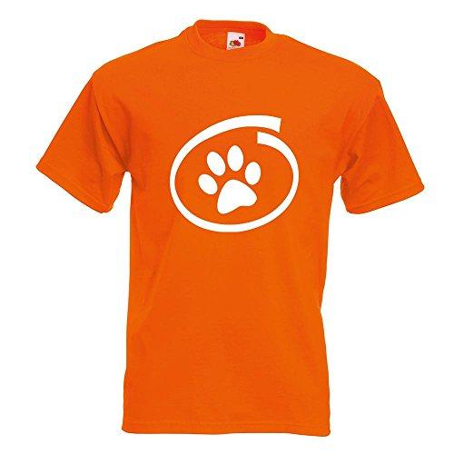 KIWISTAR - Hund / Katze inside T-Shirt in 15 verschiedenen Farben - Herren  Funshirt