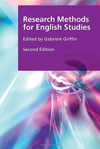 Research Methods for English Studies (Research Methods for the Arts and Humanities EUP) by Edinburgh University Press (2013-10-30)