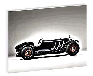215644 1928 32 Mercedes Benz Ssk Rene Staud 01 Canvas Art Print Copie de toile d'art 30x40cm