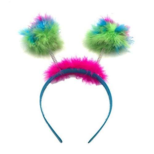 ADKYHalloween Stirnband Badminton Dress Up Kopfschmuck Kinder Haarschmuck Weihnachtsdekoration Geschenk (5 Stück)