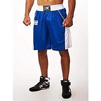Leone 1947 AB729 Pantalones Cortos de Boxeo, Unisex – Adulto, Azul, XL