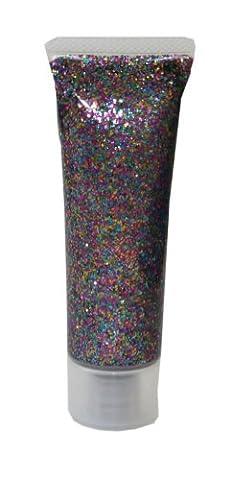 Eulenspiegel 907108 - Glitzergel Multicolor, 18 ml