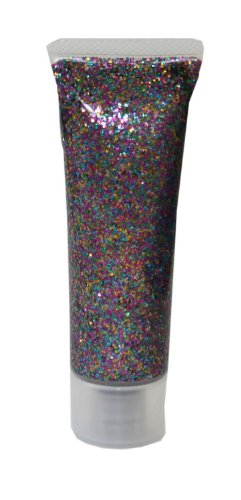 Eulenspiegel 907108 Glitzergel, mehrfarbig, 18 ml (Body Glitter Spray)